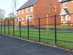 Estate railing